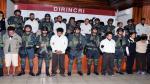 Lima: Presentan a implicados en muertes de autoridades de Amazonas - Noticias de walter carrasco