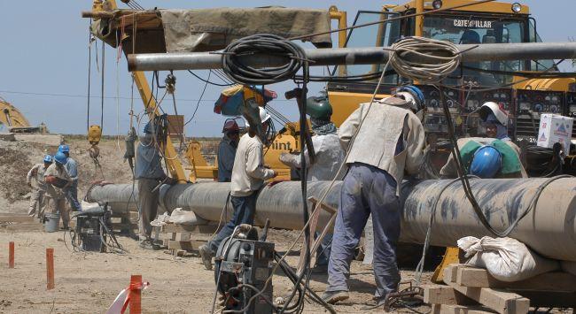 MEF estimaba una inversión de US$1,700 millones para el Gasoducto del sur. (USI)