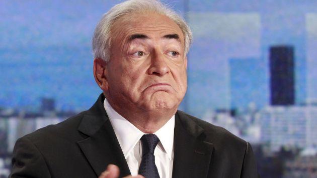 Dominique Strauss-Kahn sigue envuelto en escándalos sexuales. (AP)
