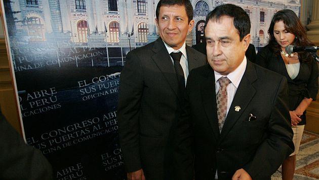 Otárola le toma la posta a Víctor Isla, quien fue desembarcado por el oficialismo. (Martín Pauca)