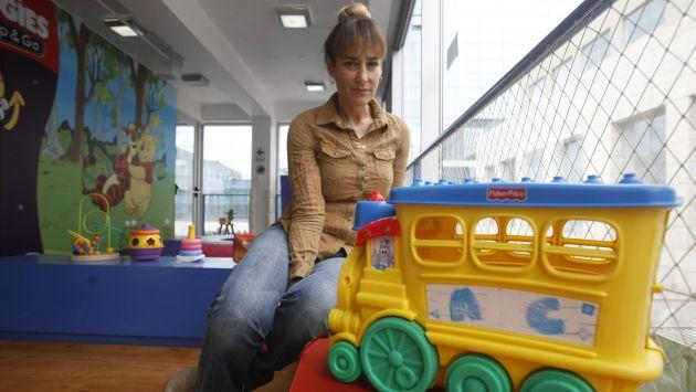Treinta mil niños con sus padres espera recibir Small Place en 2013. (Mario Zapata)