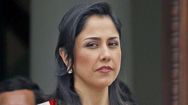 Nadine Heredia también influye en los nombramientos. (USI)