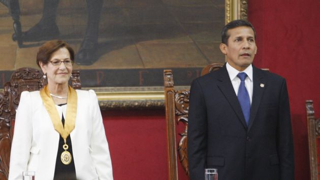 Susana Villarán hizo un análisis del discurso de Ollanta Humala. (Peru21)