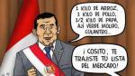 MEMES: Burlas sobre discurso de Ollanta Humala y error de Nadine Heredia - Noticias de te deum