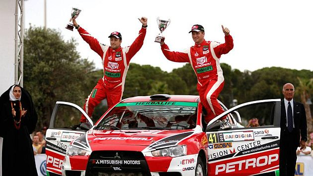 Nico Fuchs y Fernando Mussano  mantuvieron una excelente regularidad  en el año. (Difusión)