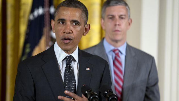 Obama prometió mayor transparencia. (AP)