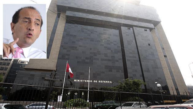 Ministerio de defensa solo gast 14 2 de presupuesto para for Ministerio de defenza