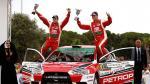Nicolás Fuchs se proclama campeón mundial de Rally - Noticias de fernando mussano