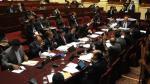 Pugnas en el Congreso por presidencias de comisiones - Noticias de fuerza popular hector becerril