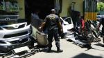 Policía cerrará mercado de objetos robados conocido como San Jacinto - Noticias de roberto villar