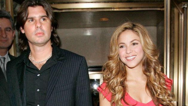 Antonio de la Rúa quiere fortuna de Shakira. (Splash News)