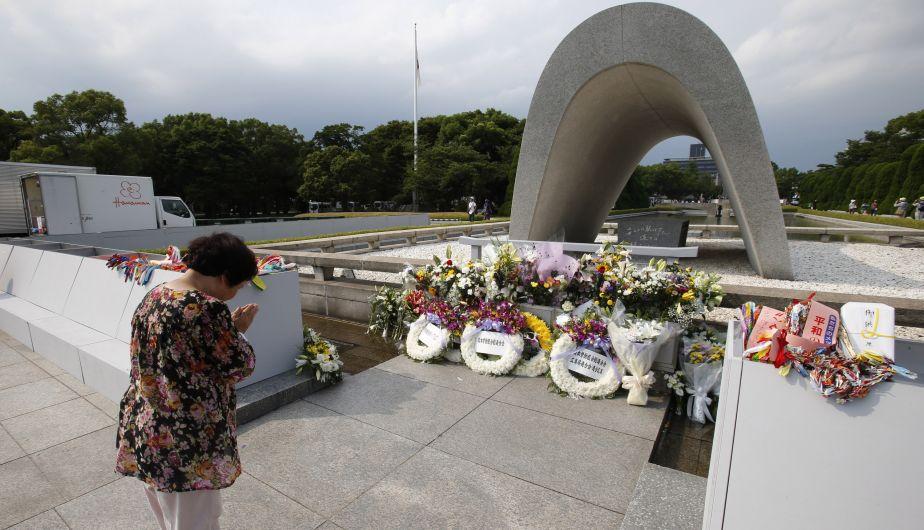 Muertos, Japón, Hiroshima, Bomba atómica