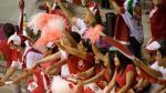 FOTOS: Perú se despidió del Mundial de Vóley con la frente en alto - Noticias de mundial vóley tailandia 2013