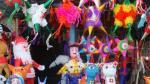 Piñatas, un negocio que la rompe - Noticias de muñecos de papel
