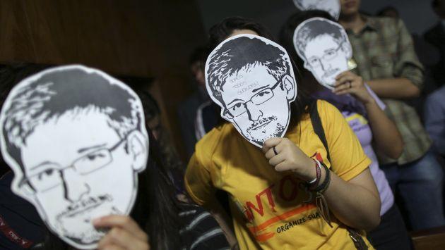 REVELACIONES. Semanario obtuvo información a través del extrabajador de la CIA Edward Snowden. (Reuters)