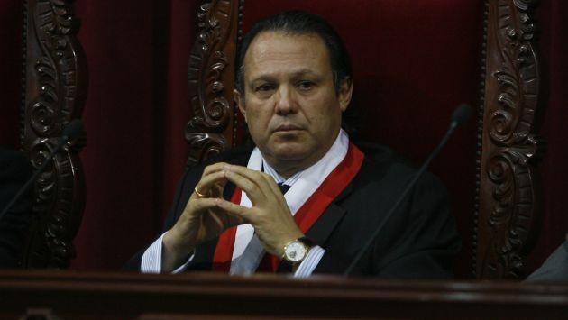 Demoró en dar a concer su pedido, por la elección de sus sucesores en el Congreso. (César Fajardo)