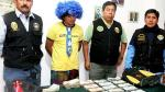 Ayacucho: 'Payaso' intentó robar cerca de S/.200 mil de casa de cambios - Noticias de norman chauca menchola