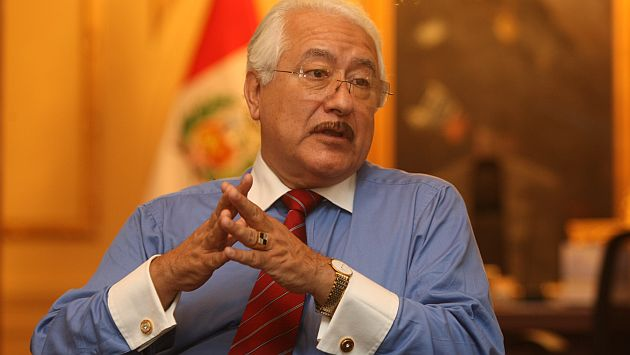 Luis Cervantes en la mira del Parlamento. (Perú21)