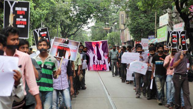 Una mujer es violada en la India cada 22 minutos. (EFE)