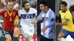 Argentina venció a Italia y Brasil cayó ante Suiza en amistosos - Noticias de wilson pittoni