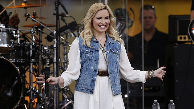 Demi Lovato regresa a las pantallas. (Reuters)