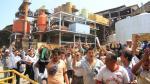 Con protesta frustran diligencia en Pucalá - Noticias de ernesto balarezo