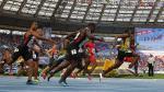 FOTOS: Usain Bolt, el amo del atletismo - Noticias de mundial moscú 2013