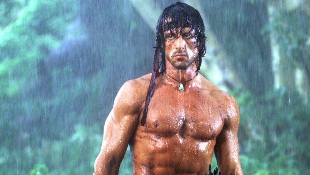 """""""Rambo"""" y su hijo buscarán más acción en la televisión"""