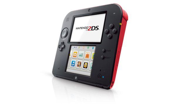 Nintendo busca con la 2DS revertir su bajón en las ventas. (Nintendo)