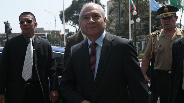 Ministerio del interior responder por las denuncias de for Pago ministerio del interior