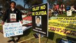FOTOS: Familiares de desaparecidos visitan 'El ojo que llora' - Noticias de