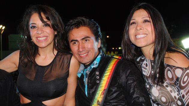 Tatiana Astengo y Tula Rodríguez tuvieron un mano a mano. (V