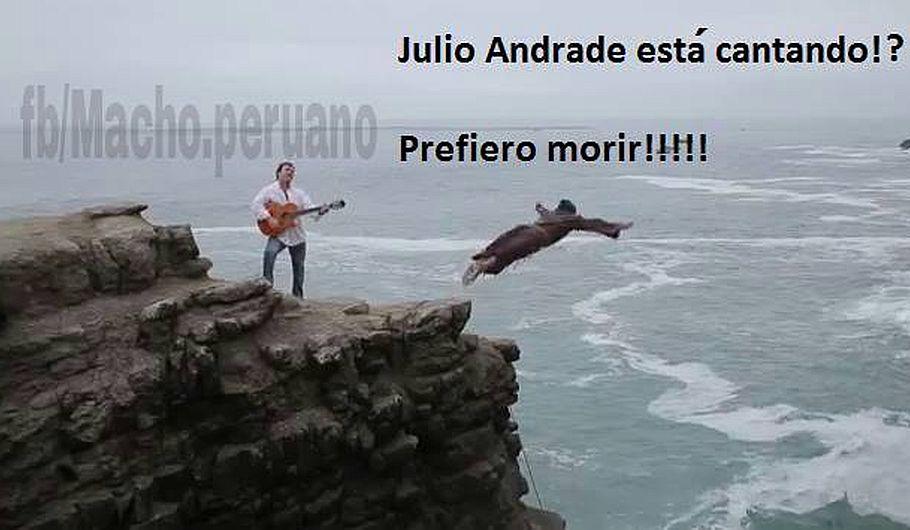 FOTOS: Julio Andrade y los memes de 'Se la llevan fácil'