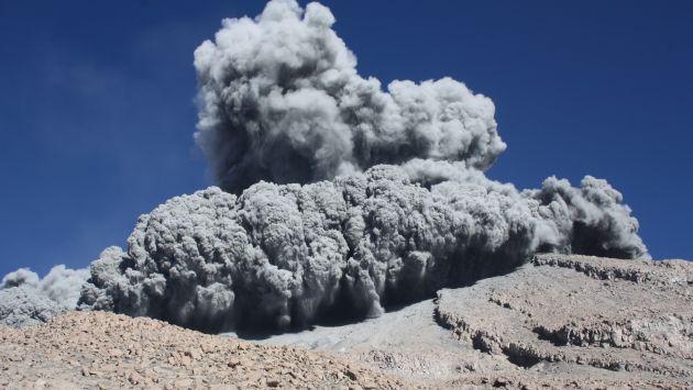 Hasta el momento se han reportado ocho explosiones. (Difusión)
