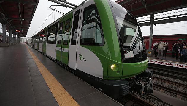 Las nuevas unidades pueden llevar unas 1,000 personas y sus vagones están interconectados. (USI)