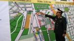 Policía presenta plan de seguridad para el Perú-Uruguay - Noticias de luis praelli