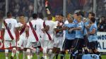 Análisis: Perú cayó ante Uruguay por sus propios errores - Noticias de sergio guerrero