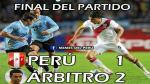 Memes para pasar la cólera del Perú-Uruguay - Noticias de patricia portocarrero