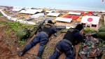 Policía investiga amenazas prosenderistas contra la feria Mistura - Noticias de alberto esquivel