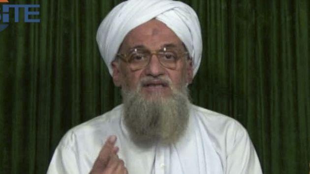 Ayman al Zawahiri en una de las pocas imágenes difundidas de él. (AP)