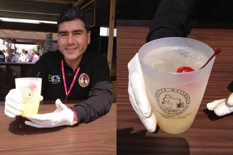 Mistura, Tragos, Bebidas, Feria gastronómica