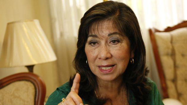 A diferencia de Tubino, Chávez apoyó la propuesta. (USI/RPP TV)