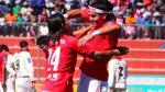 Cienciano ganó 2-1 a José Gálvez en Espinar - Noticias de josias cardozo