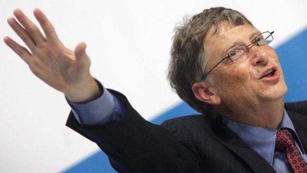 Bill Gates, el fundador de Microsoft, es el más rico de EEUU y del mundo. (Reuters)