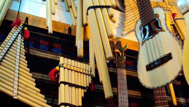 Este tipo de instrumentos se ofrecen en ferias artesanales. (Internet)