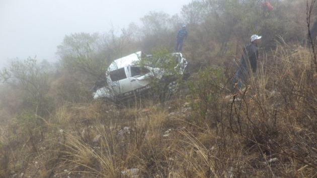 Tragedia se dio en el sector Agua Blanca. (Perú21/Referencial)