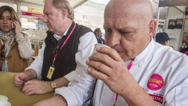Extranjeros pudieron probar bebidas y comidas típicas. (Difusión)