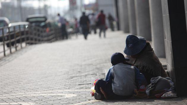Pobreza bajó de 54% a un 25.8% en 2012. (Fidel Carrillo)