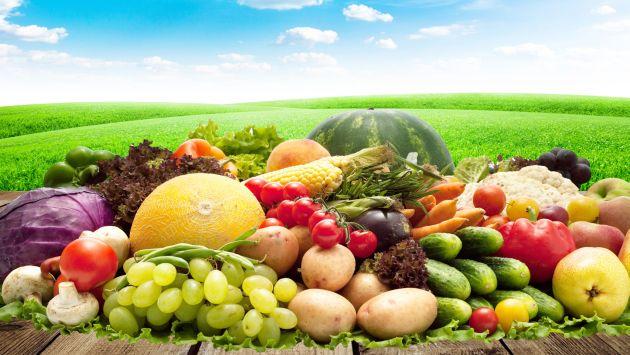 Los antioxidantes están presentes en las frutas y verduras. (USI)