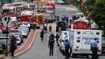 EEUU: Tiroteo en base naval deja 13 muertos - Noticias de cathy lanier